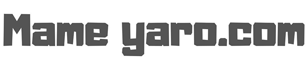 Mame yaro.com